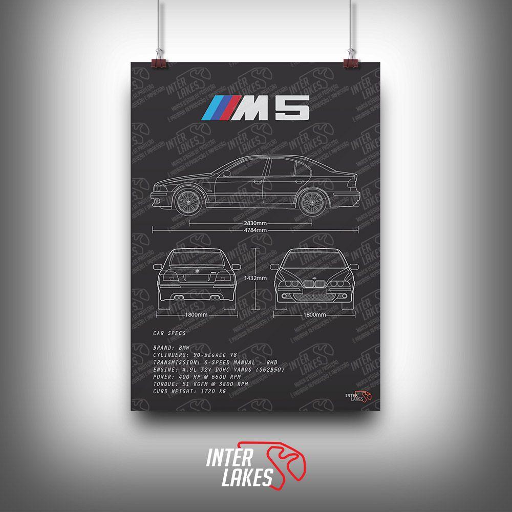 BMW M5 E39 SEDAN