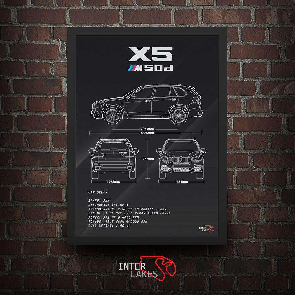 BMW X5 M50D F15