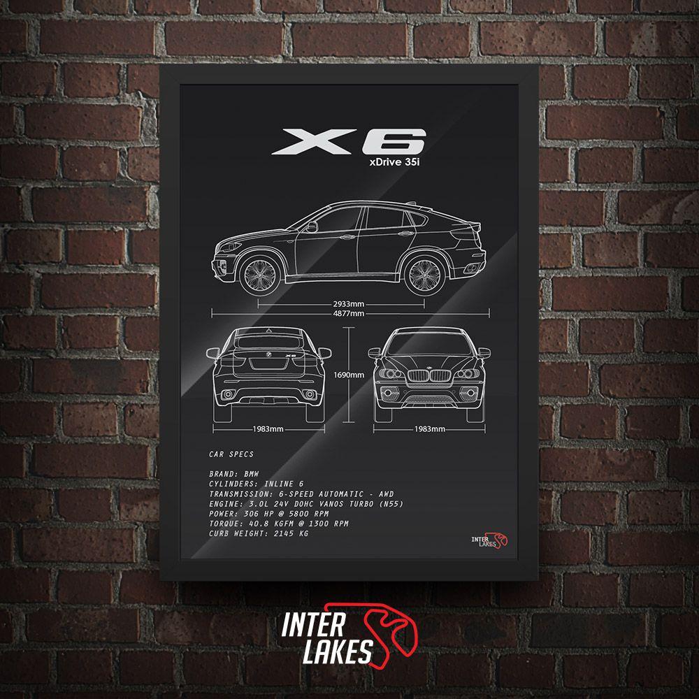 BMW X6 XDRIVE 35I E71