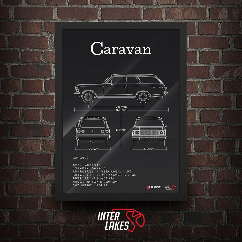 CHEVROLET CARAVAN 4.1 1975