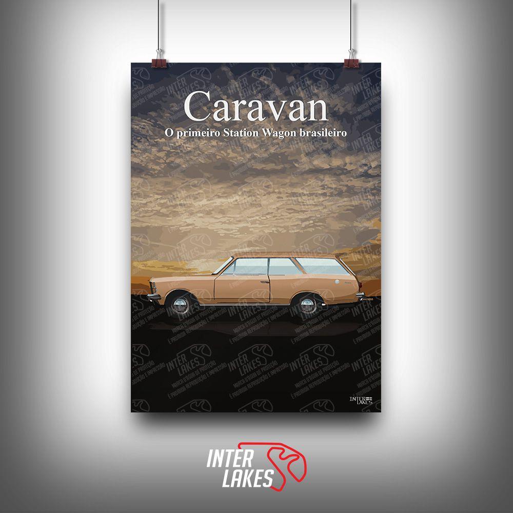 CHEVROLET CARAVAN 77