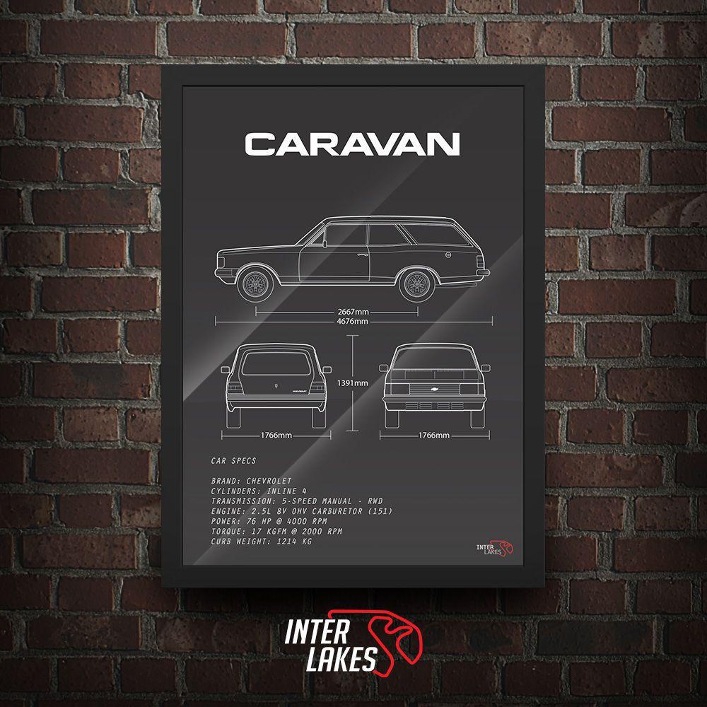 CHEVROLET CARAVAN SL 85