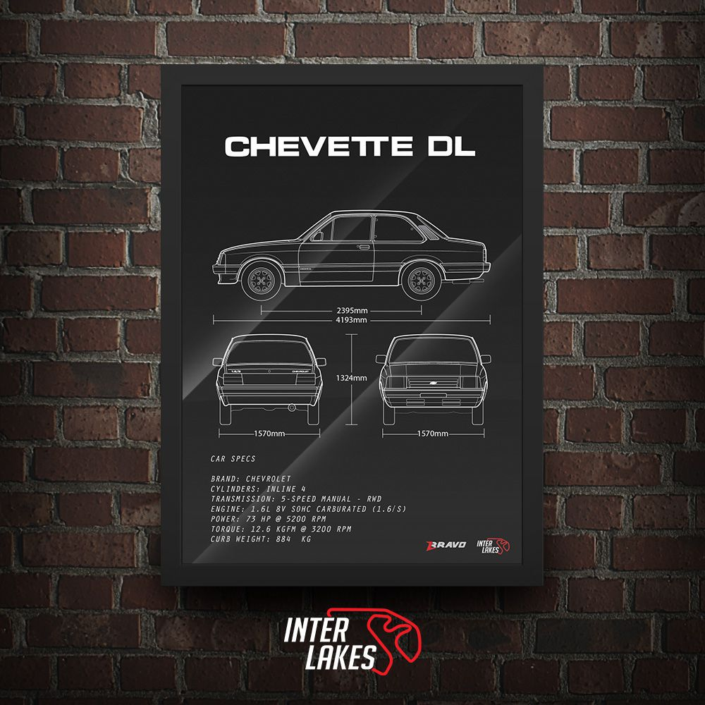 CHEVROLET CHEVETTE DL 1991