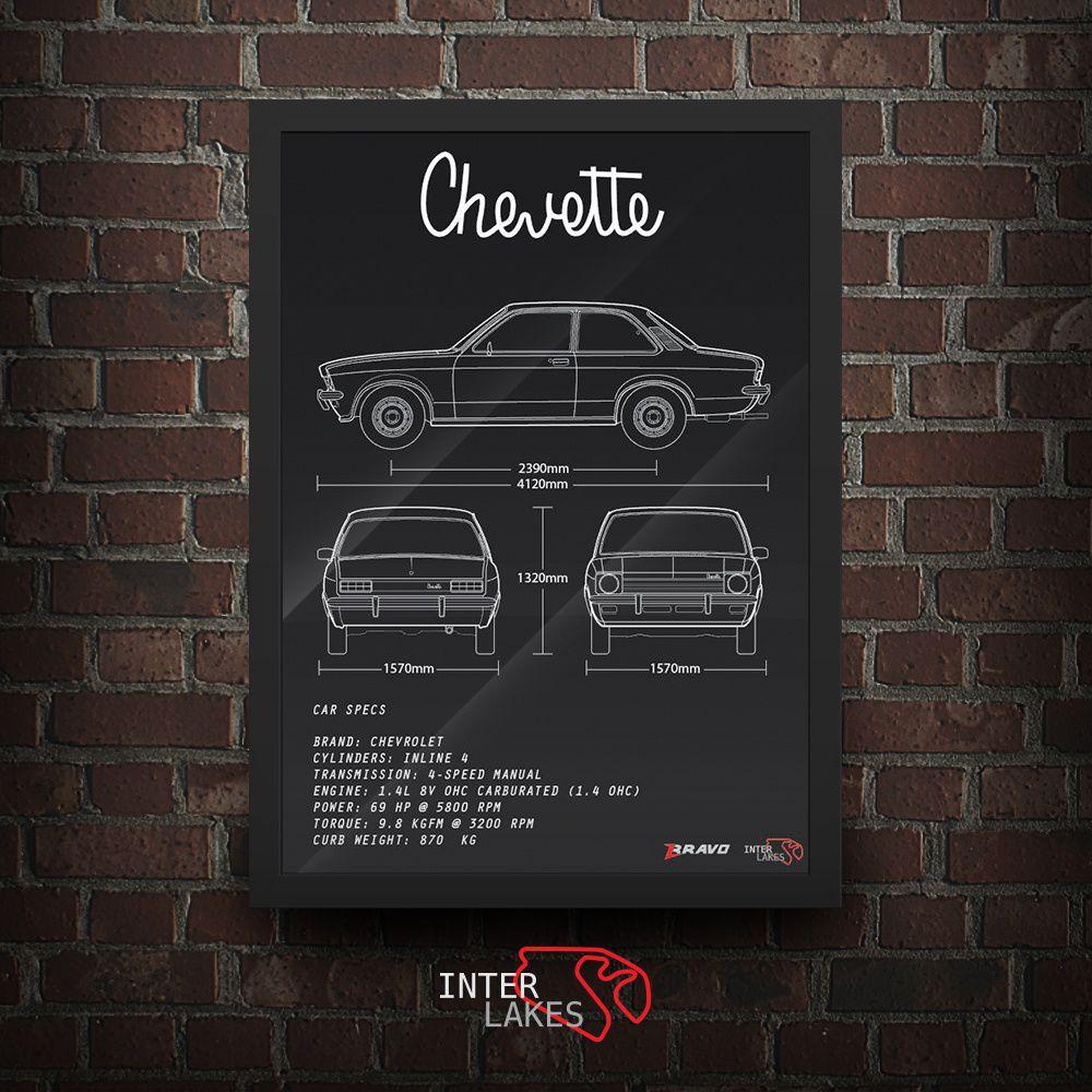 CHEVROLET CHEVETTE SL 75