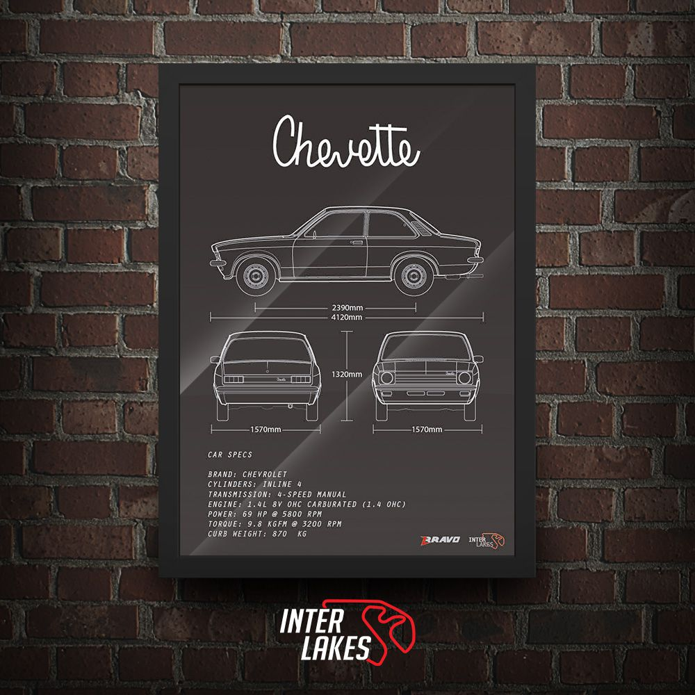 CHEVROLET CHEVETTE SL 76