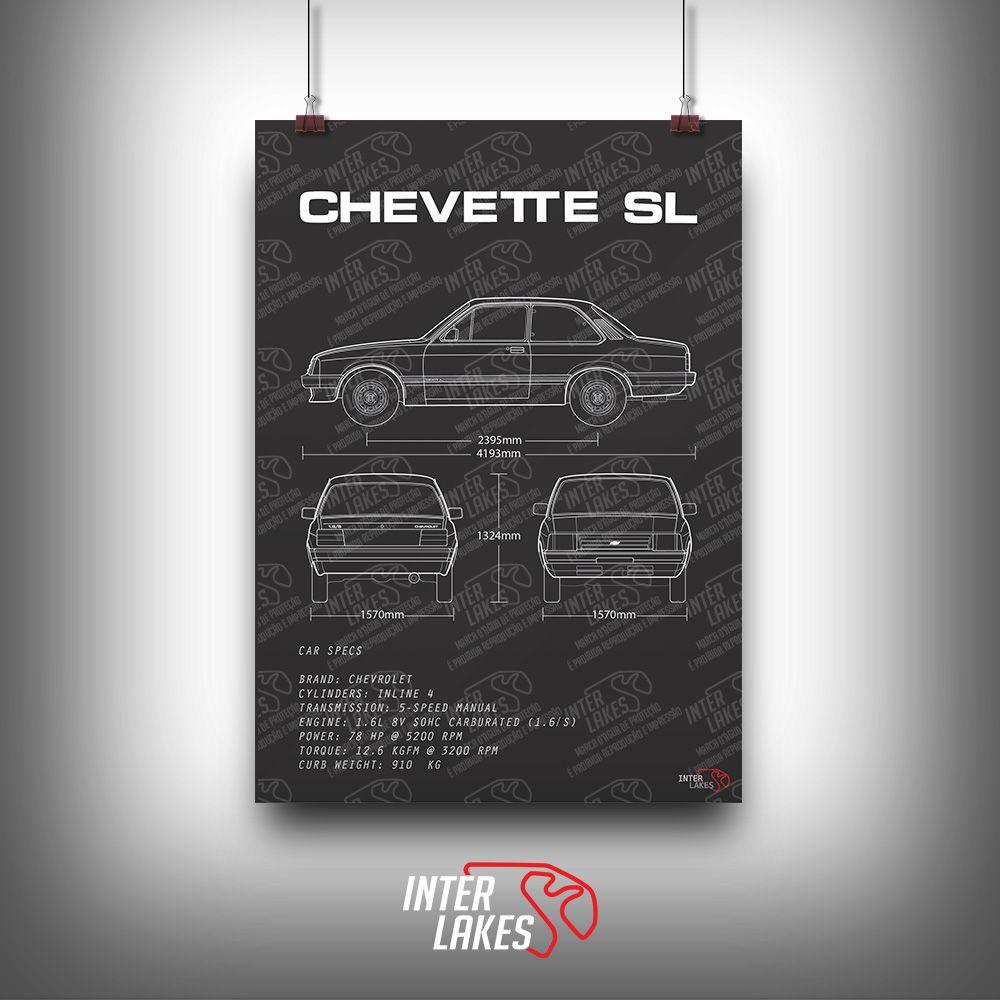 CHEVROLET CHEVETTE SL 88