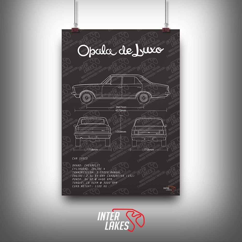 CHEVROLET OPALA DE LUXO 74