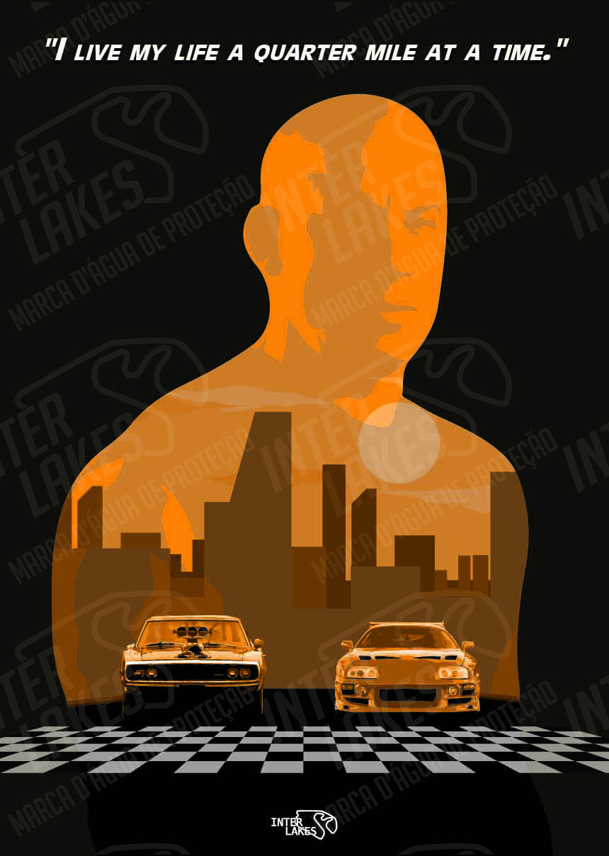 DOMINIC TORETTO - FILME