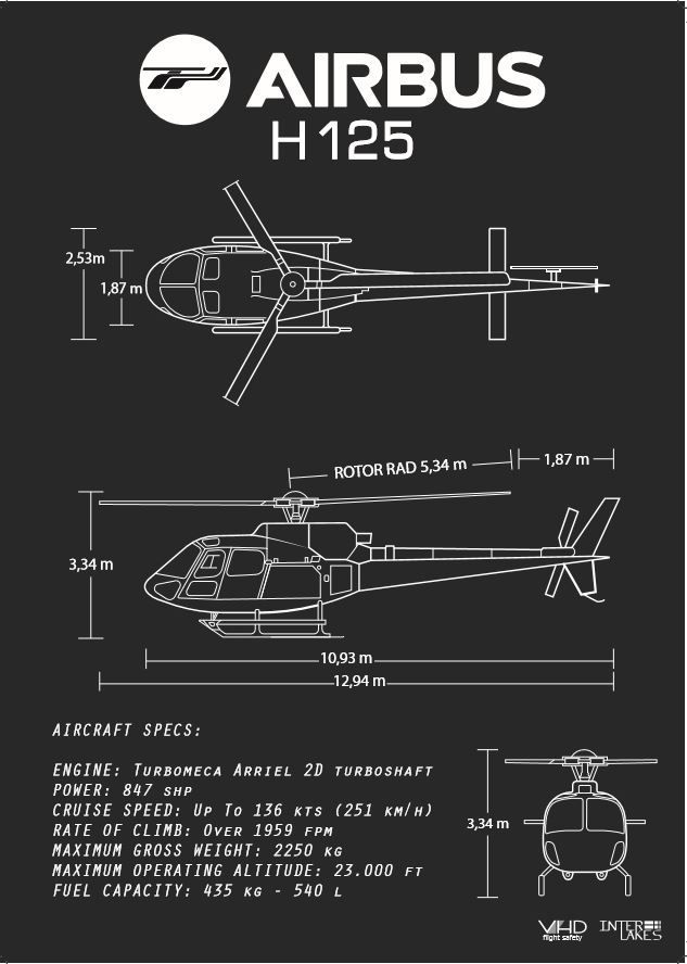 EUROCOPTER AIRBUS H125