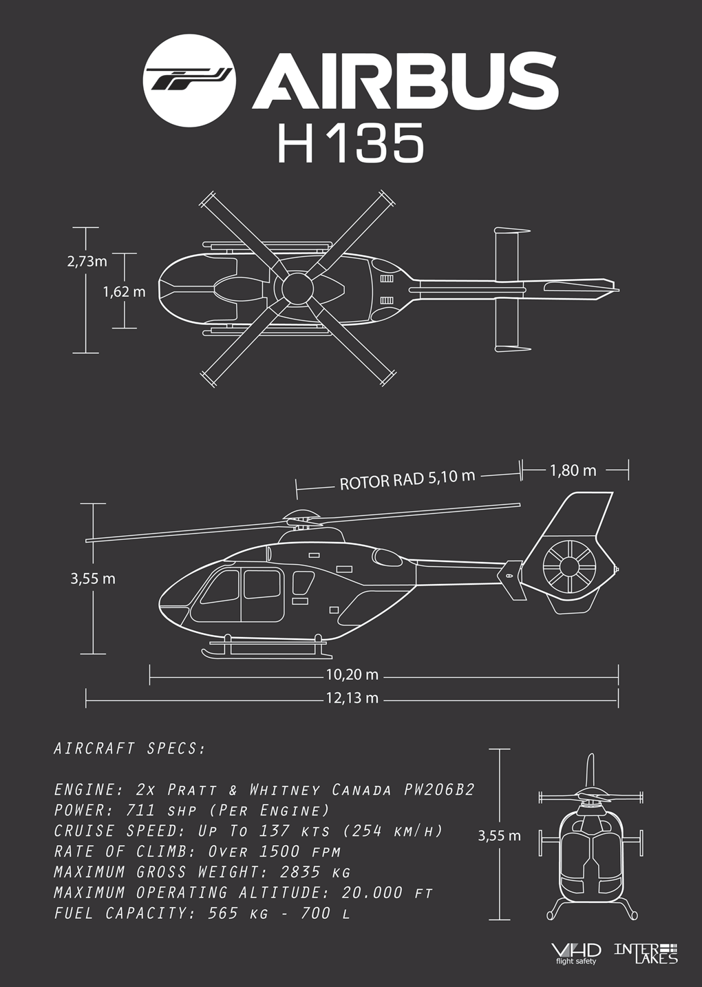 EUROCOPTER AIRBUS H135