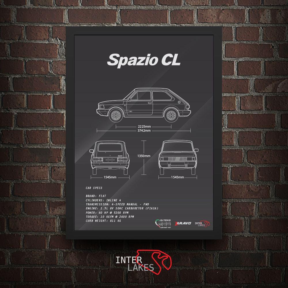 FIAT 147 SPAZIO CL 1984