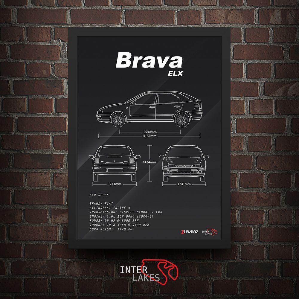 FIAT BRAVA ELX 1999