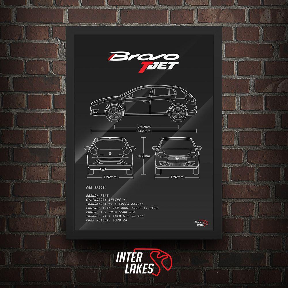 FIAT BRAVO T-JET 2014