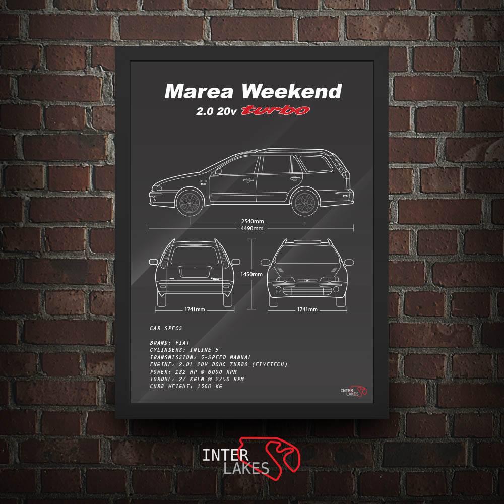 FIAT MAREA WEEKEND 2.0 TURBO