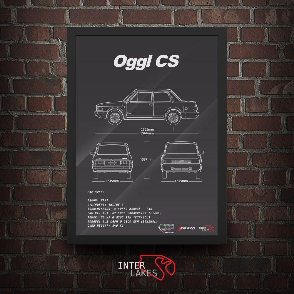 FIAT OGGI CS 1983
