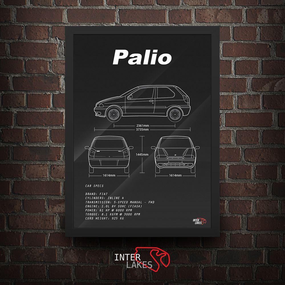 FIAT PALIO G1 1.0
