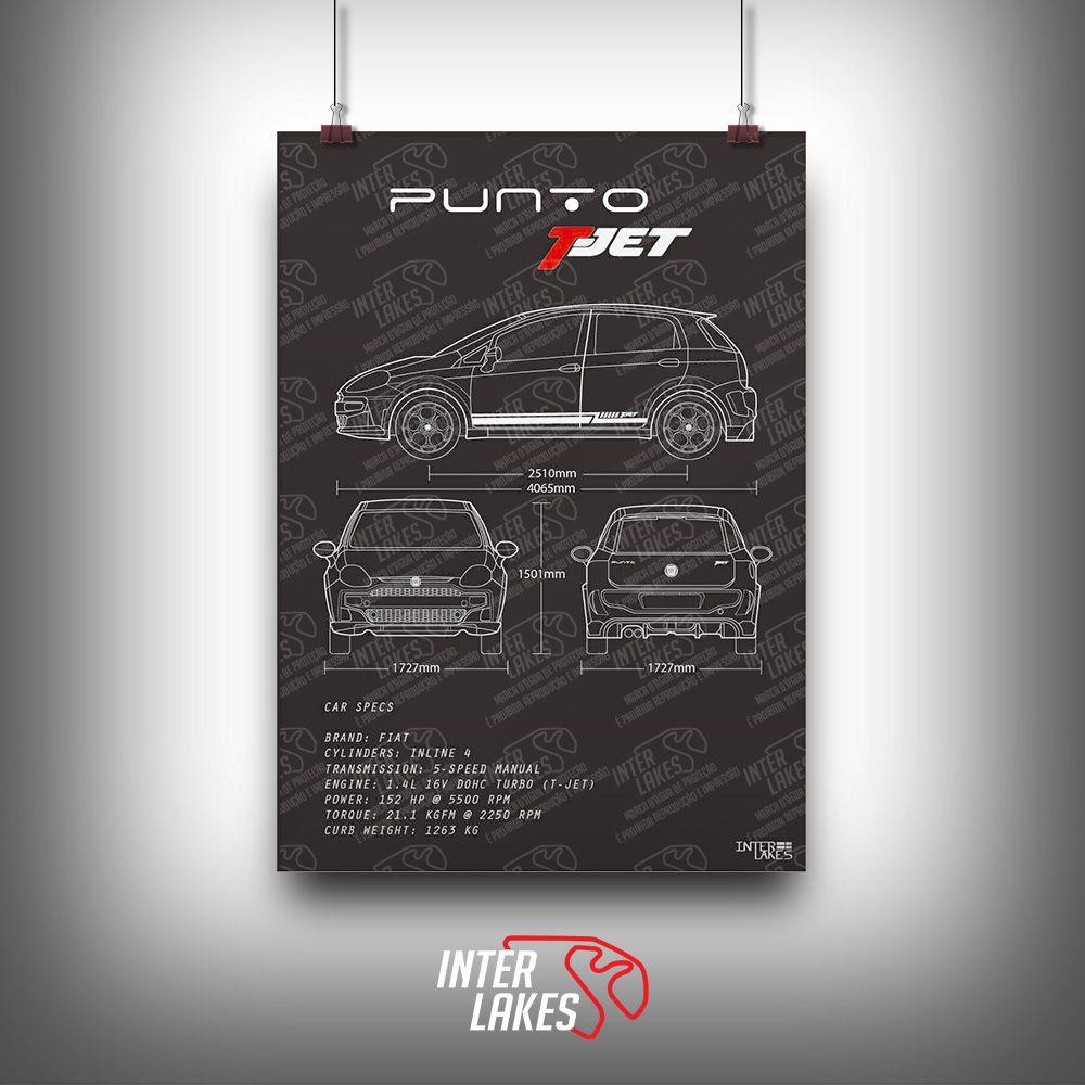 FIAT PUNTO T-JET 2013