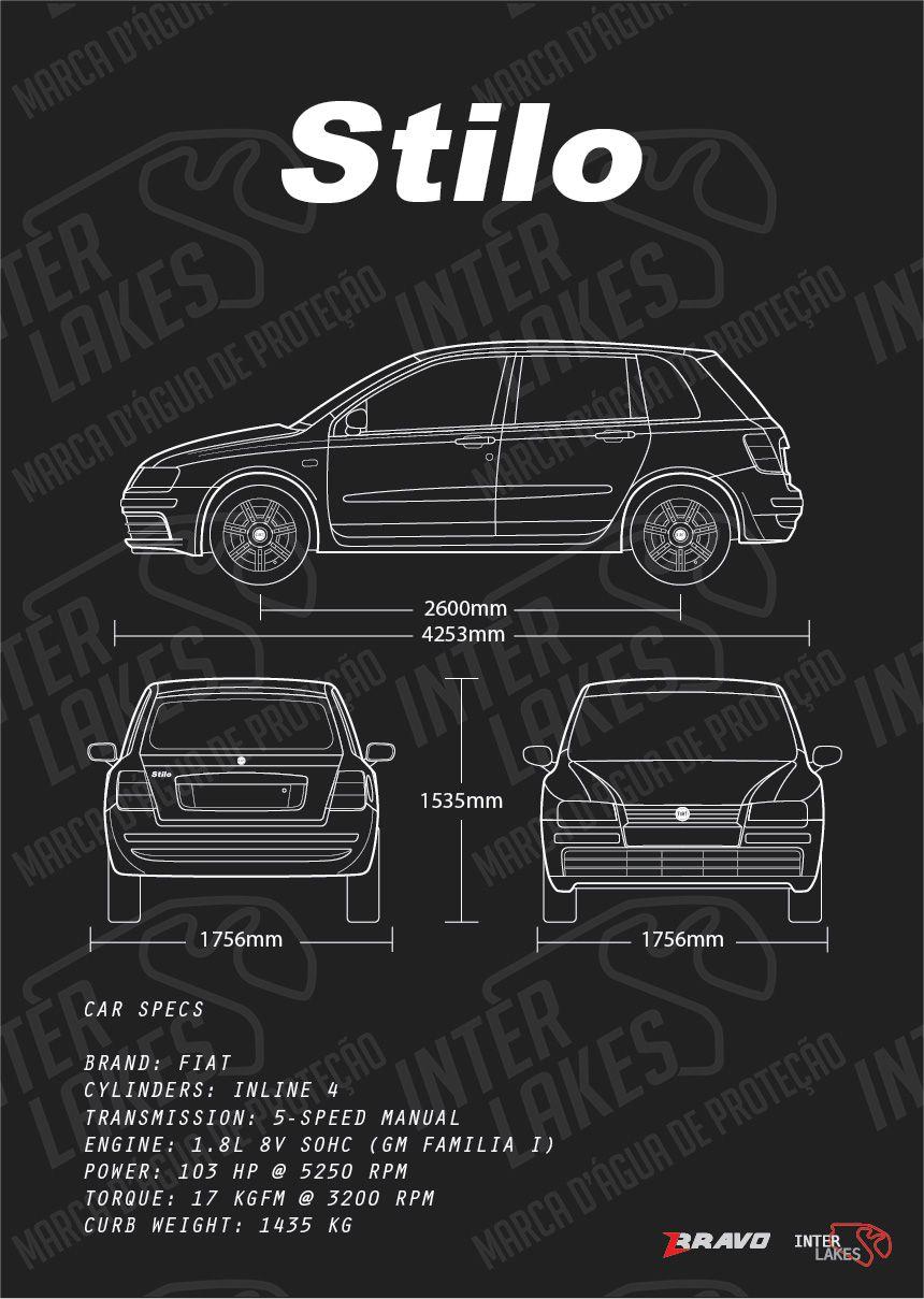 FIAT STILO 1.8 MPI 2004