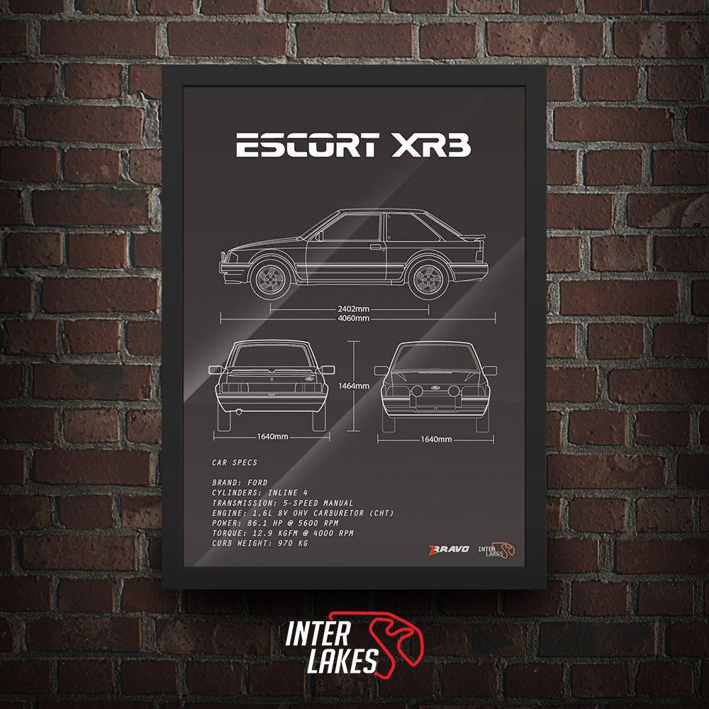 FORD ESCORT XR3 MK4