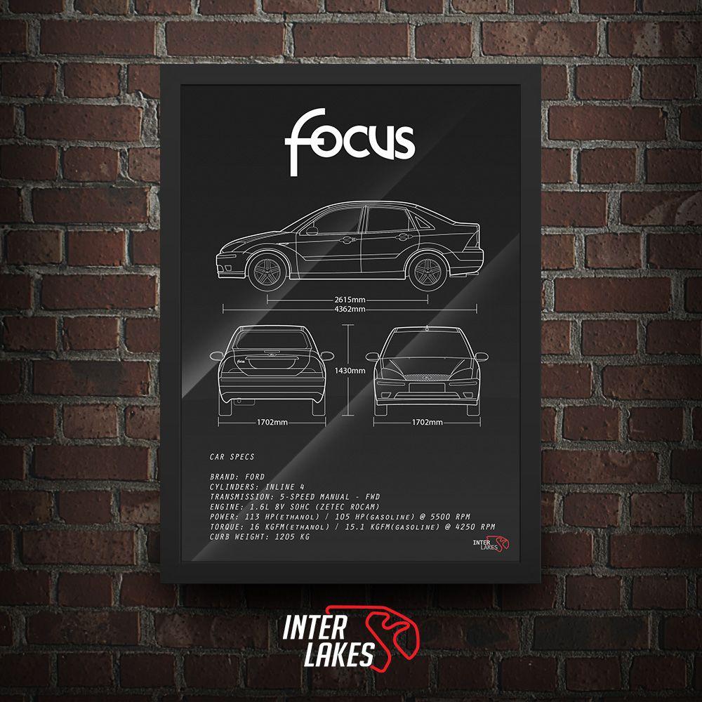FORD FOCUS GLX 1.6 SEDAN 2004