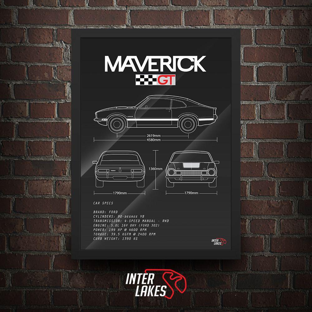 FORD MAVERICK GT 1974