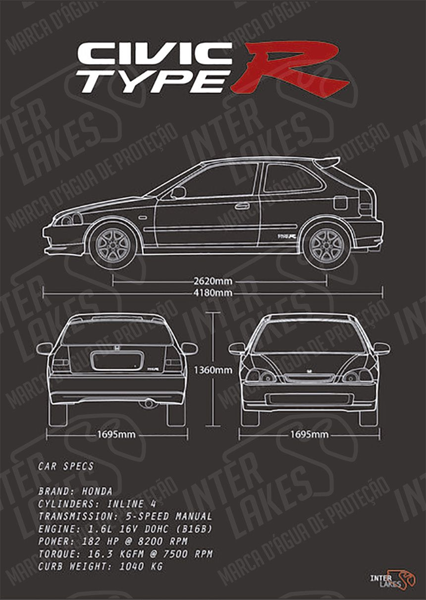 HONDA CIVIC TYPE-R EK9