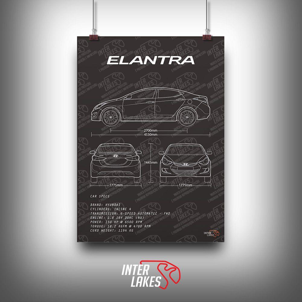HYUNDAI ELANTRA GLS 1.8 2012