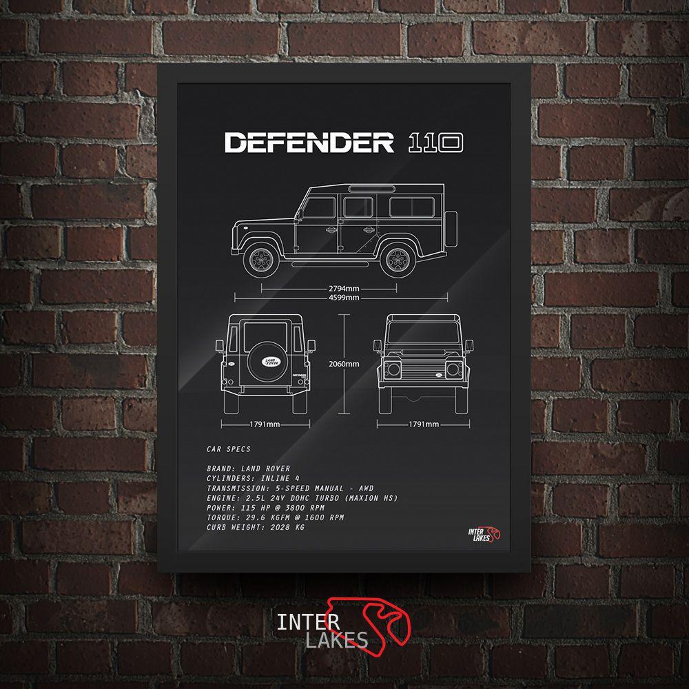 LAND ROVER DEFENDER 110 2.5 300TDI