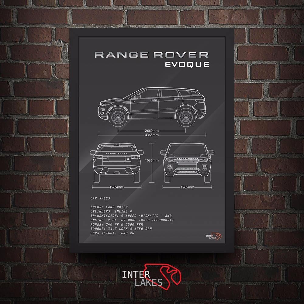 LAND ROVER RANGE ROVER EVOQUE 2.0