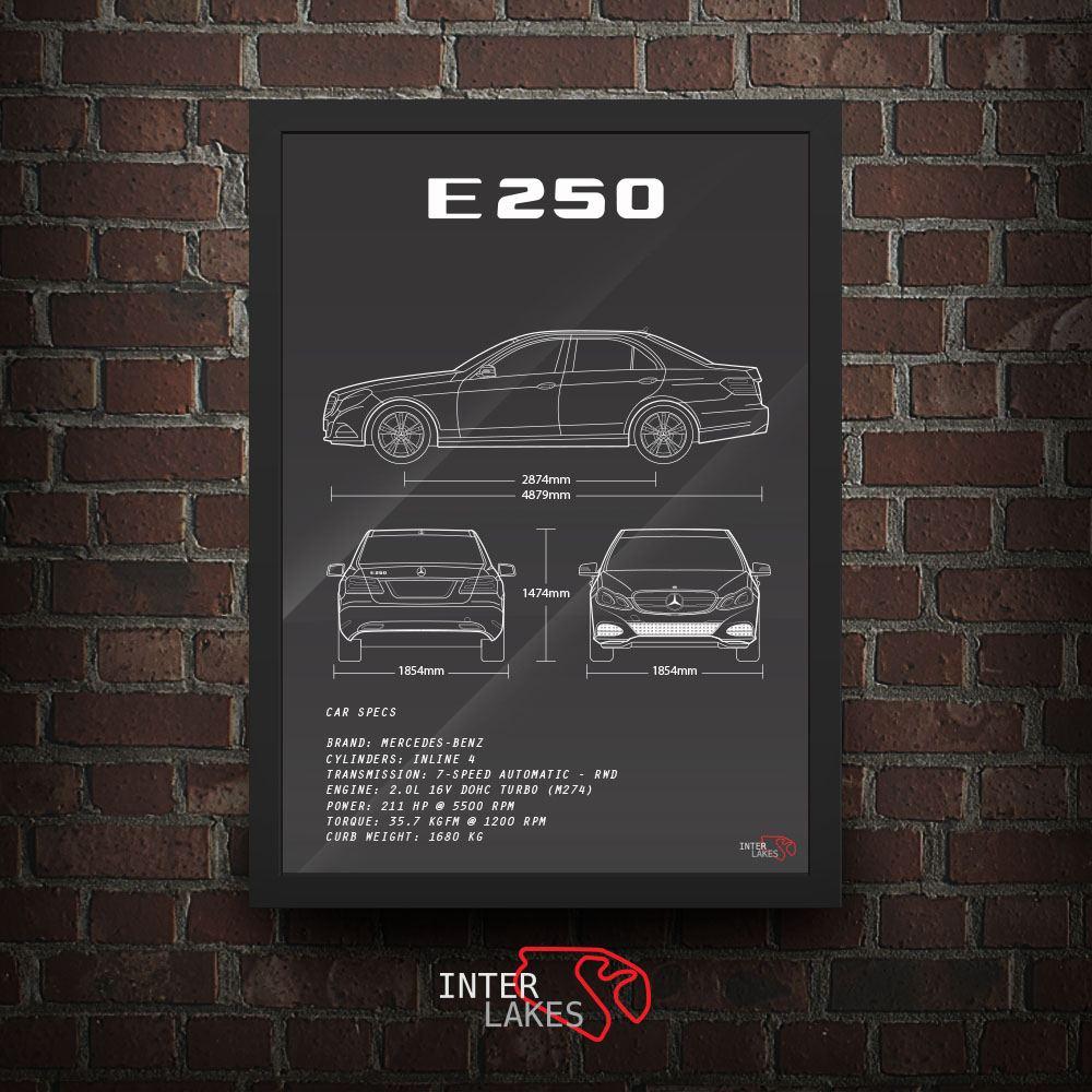 MERCEDES-BENZ E250 AVANTGARDE