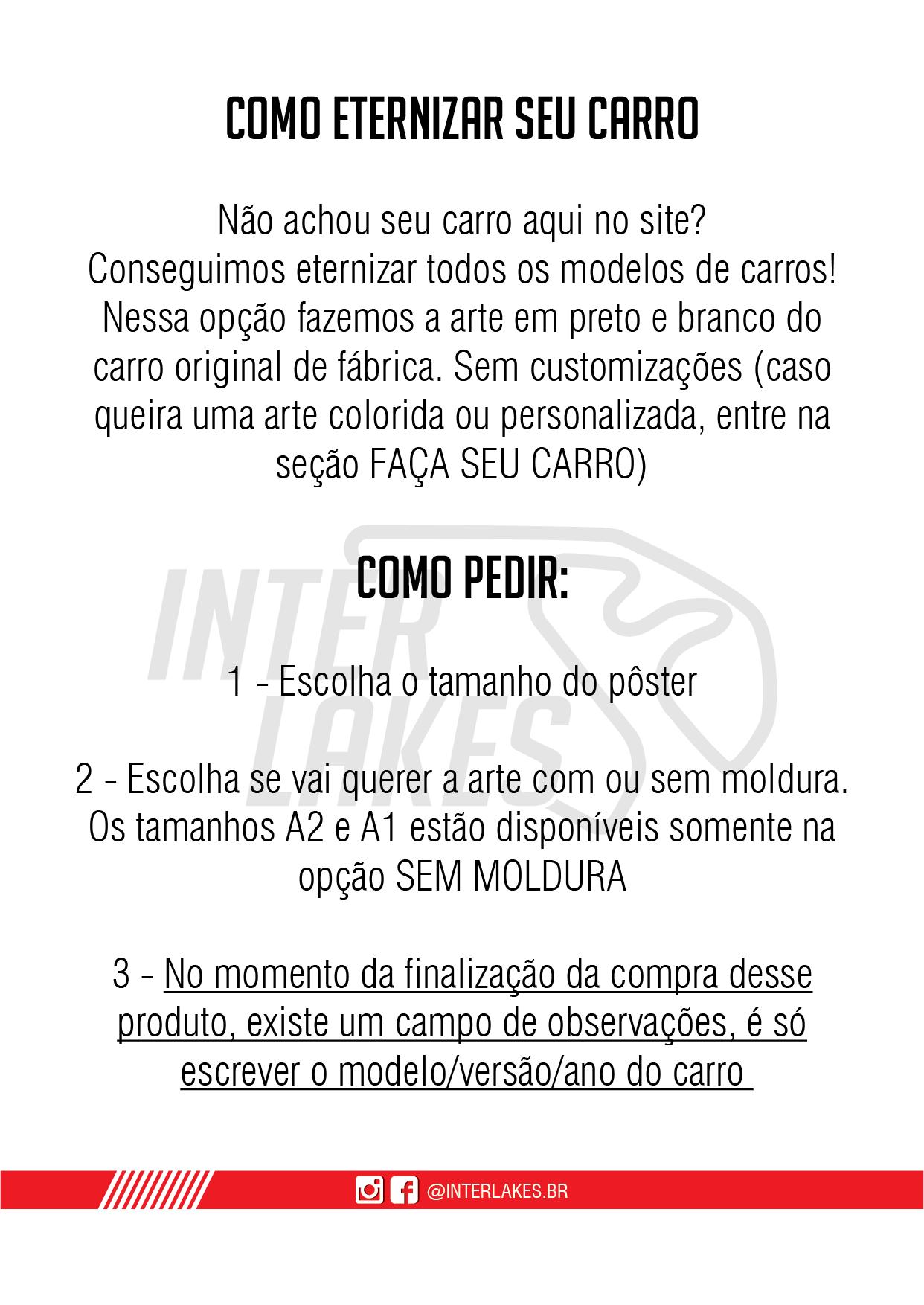 FAÇA SEU CARRO