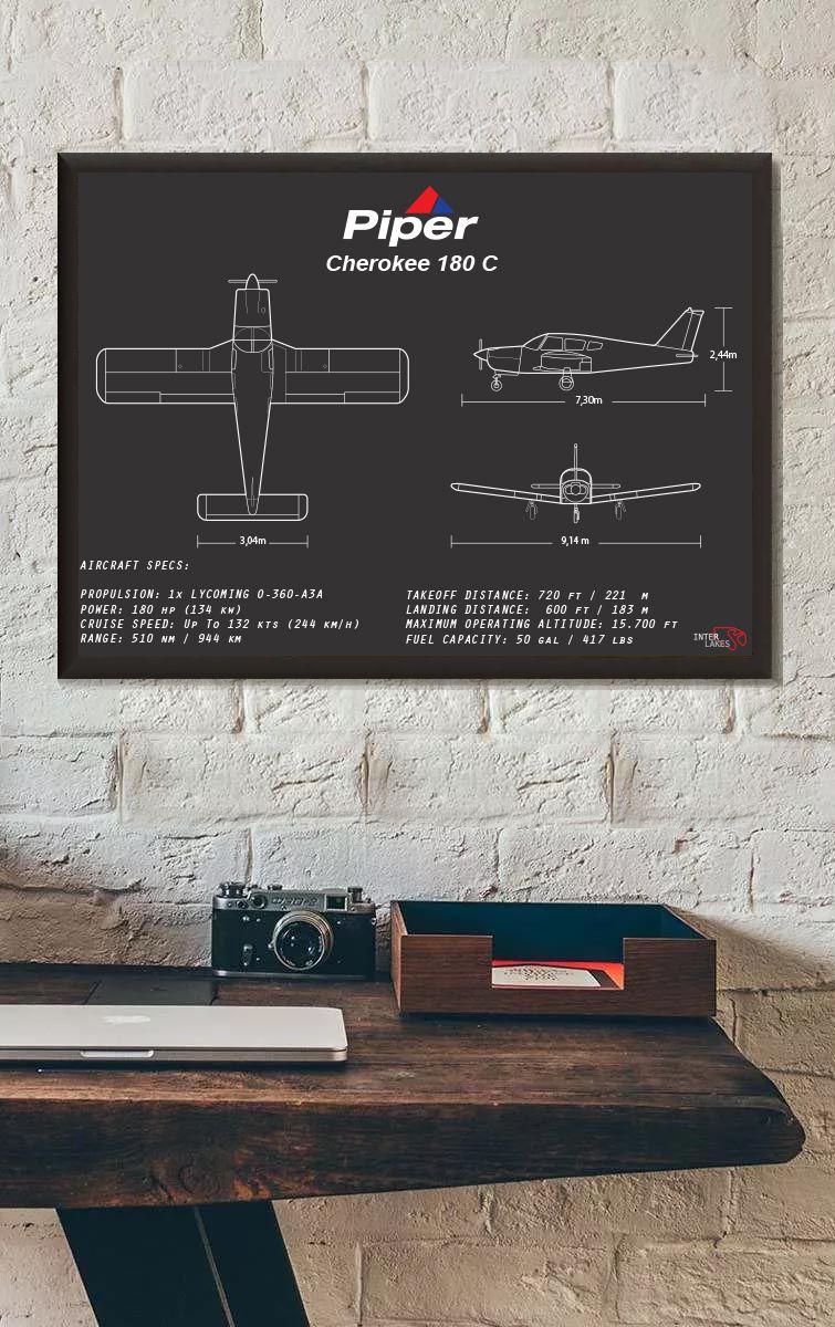 PIPER CHEROKEE 180C