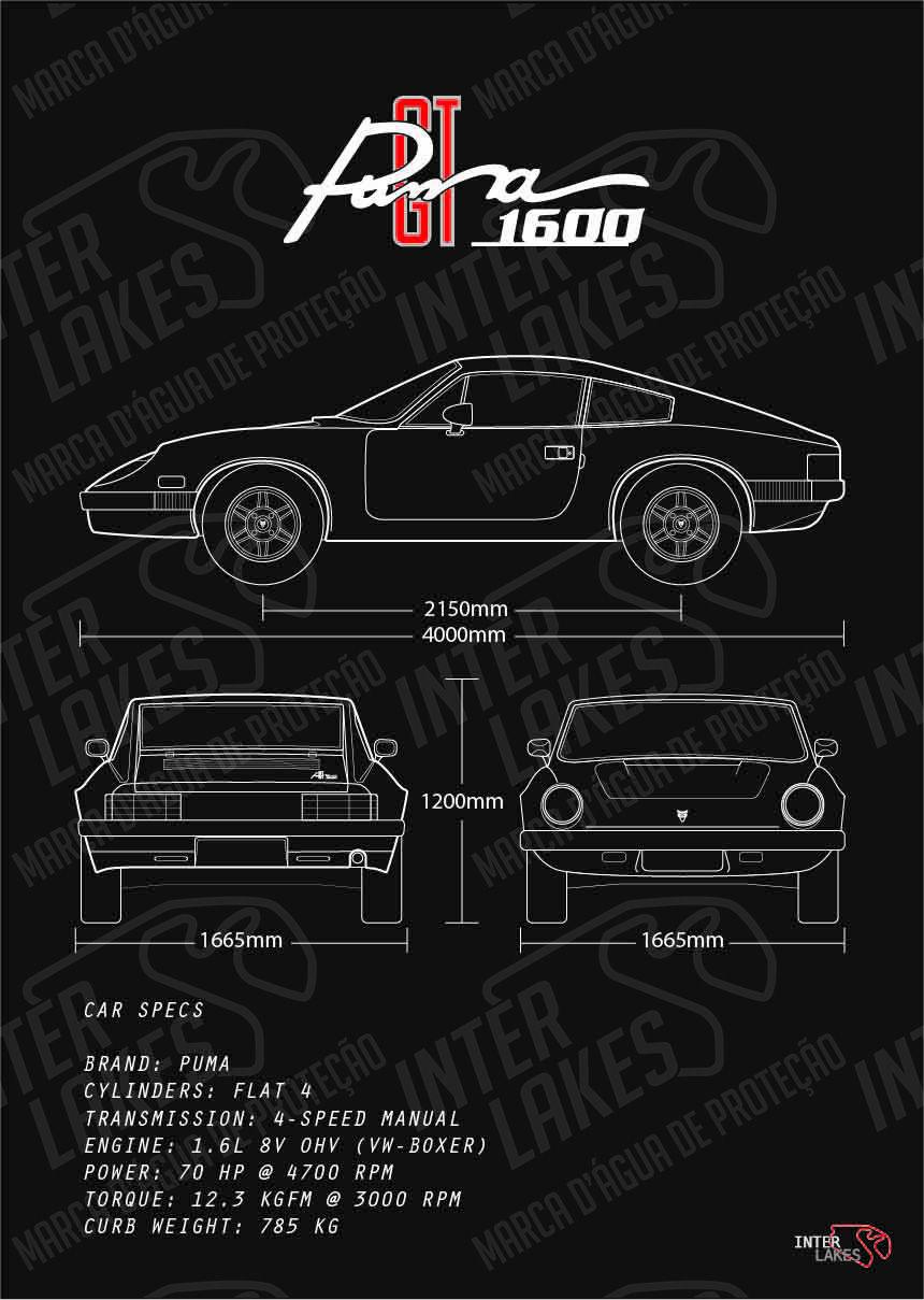PUMA GTI 1600