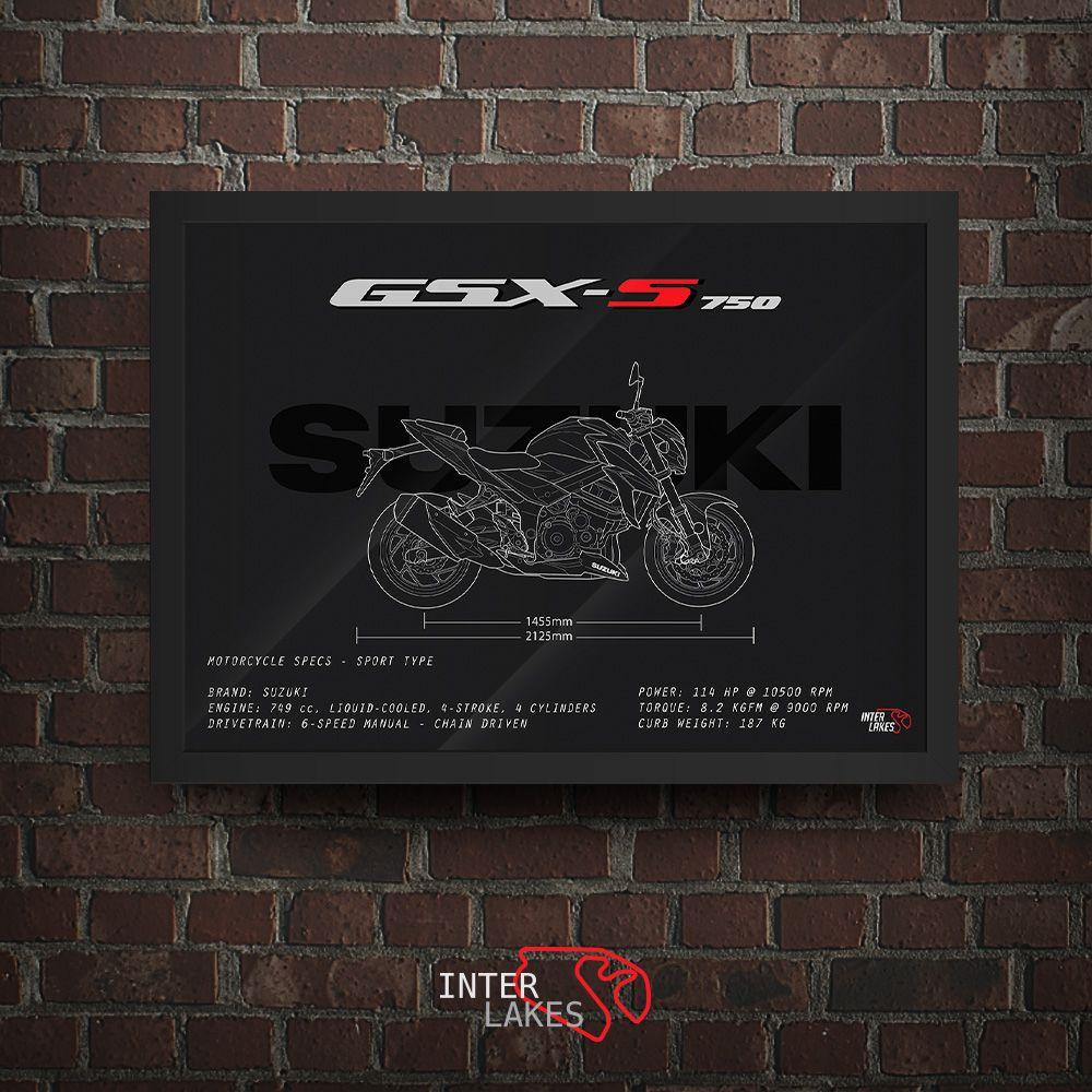 SUZUKI GSX-S750 2020