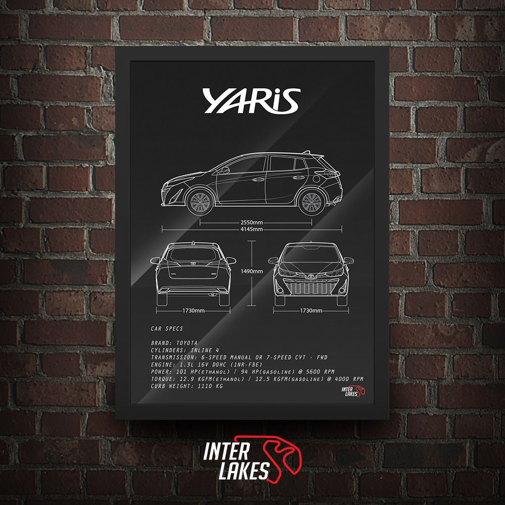 TOYOTA YARIS 1.3 HATCH