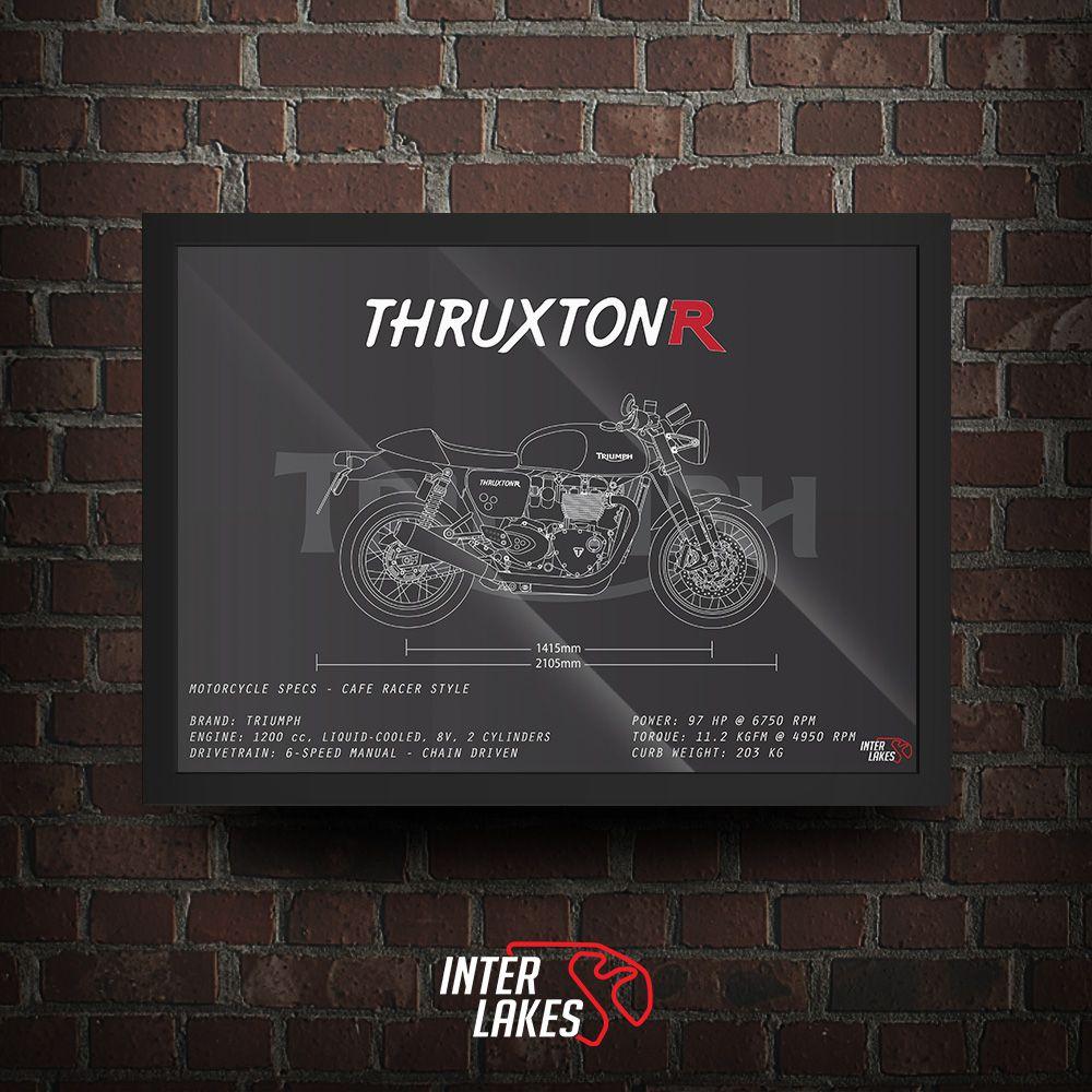 TRIUMPH THRUXTON 1200 R 2019