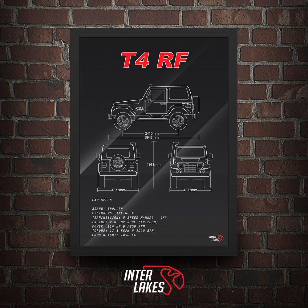 TROLLER T4 RF SPORT 2000