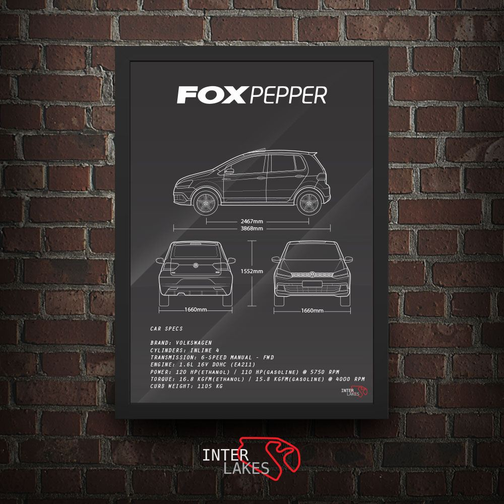 VOLKSWAGEN FOX G3 PEPPER