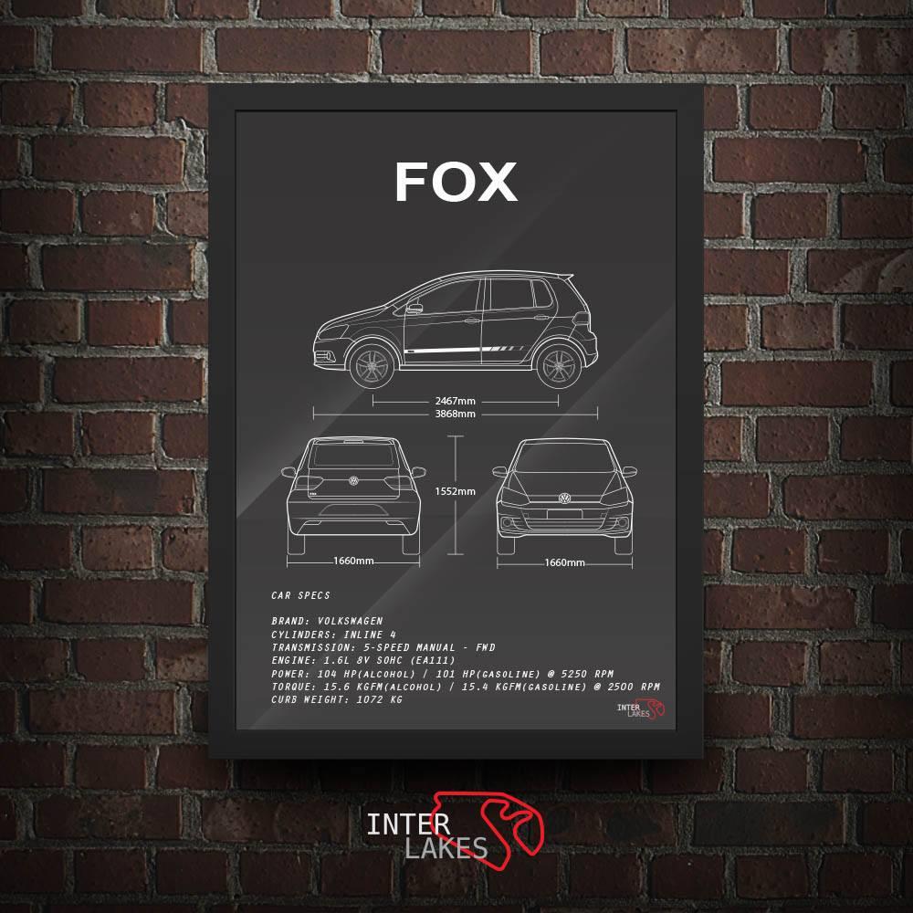 VOLKSWAGEN FOX G3 RUN 1.6