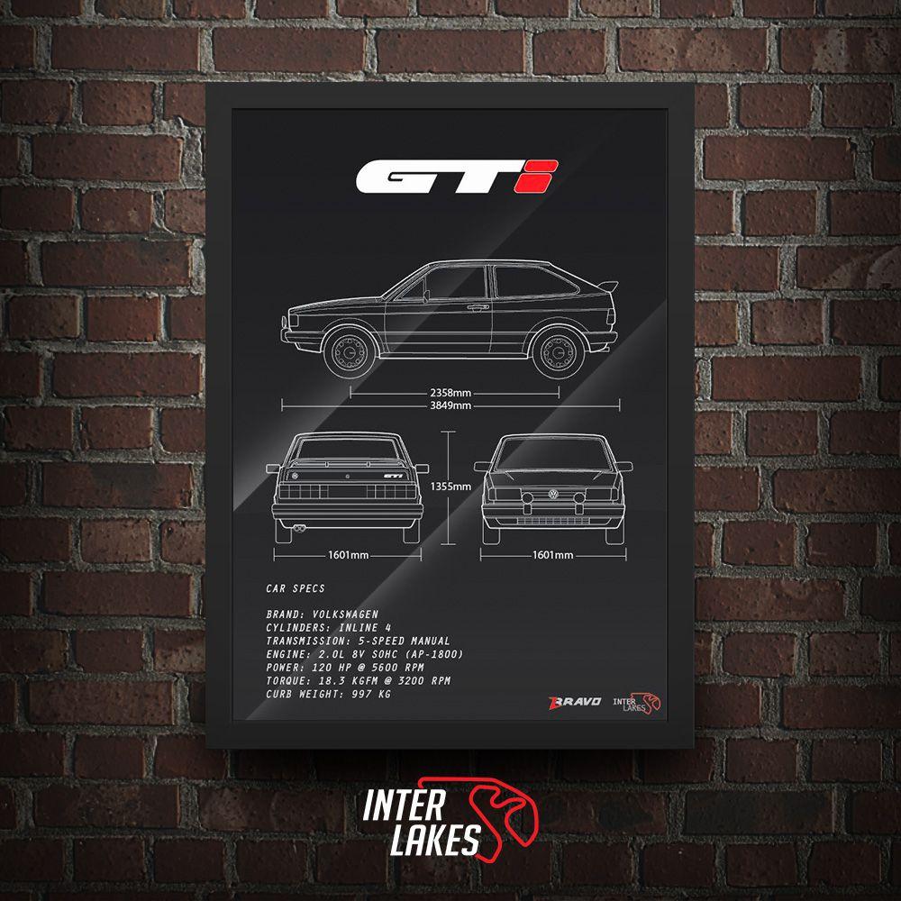 VOLKSWAGEN GOL GTI 90