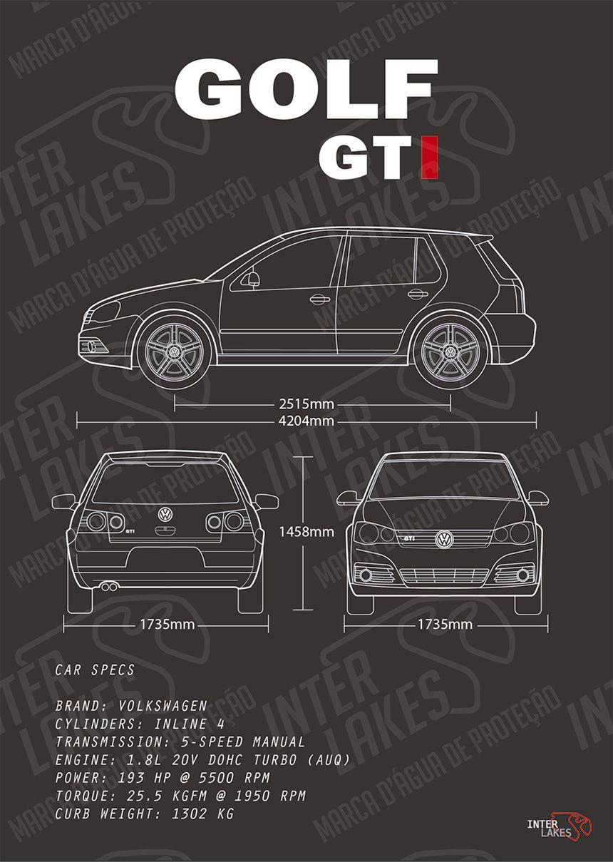 VOLKSWAGEN GOLF GTI MK4.5