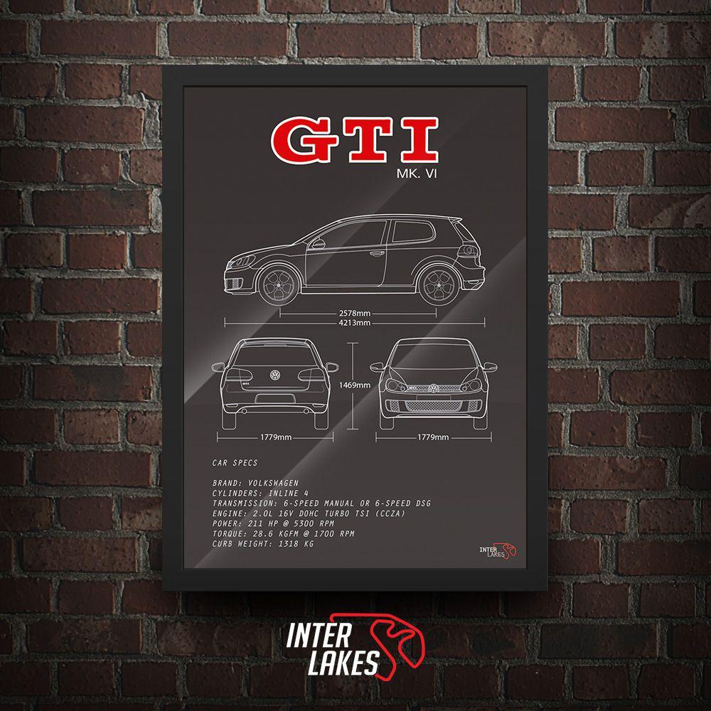 VOLKSWAGEN GOLF GTI MK6
