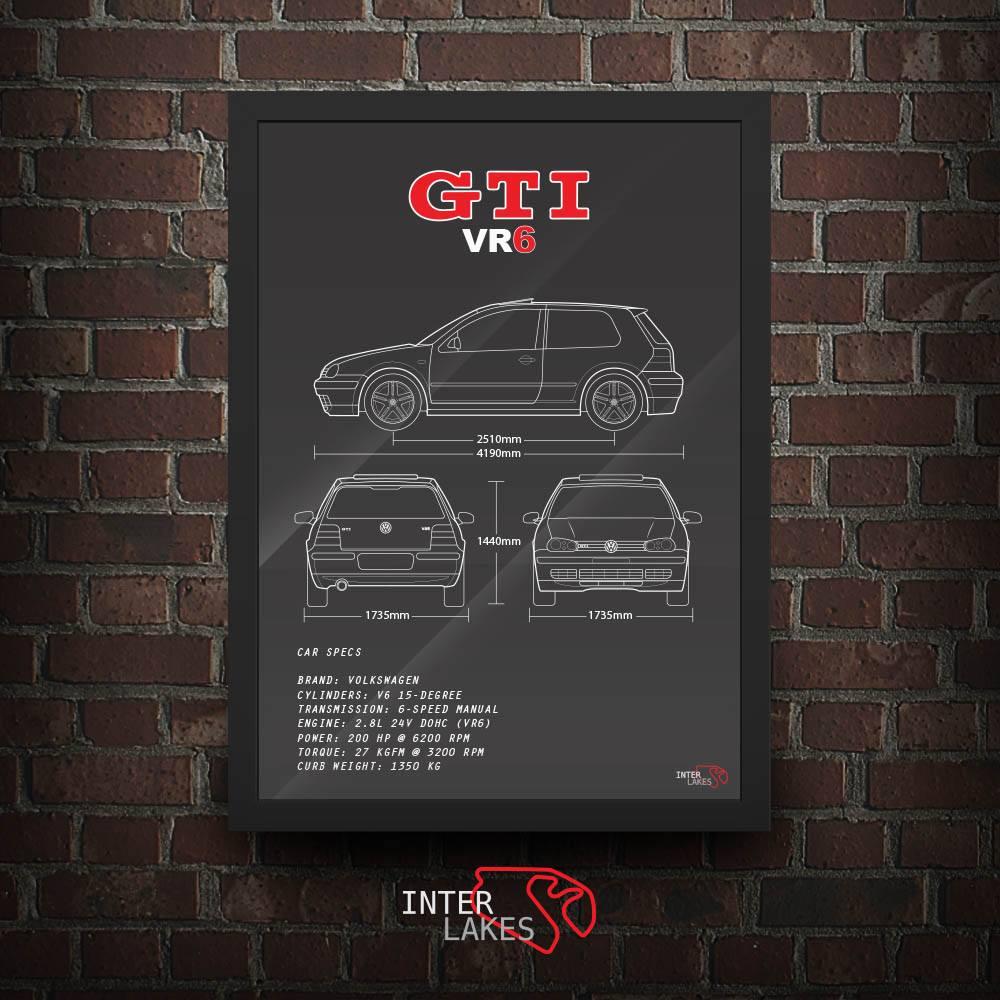 VOLKSWAGEN GOLF GTI VR6
