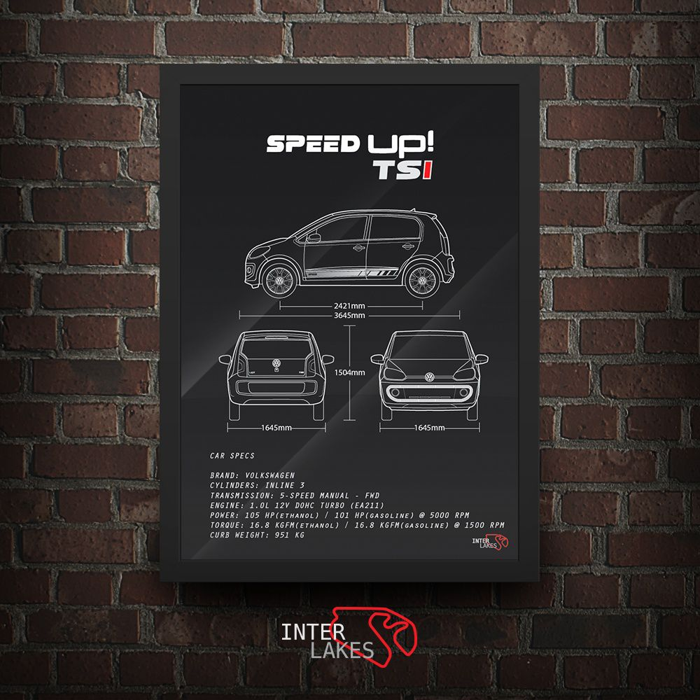 VOLKSWAGEN SPEED UP! TSI