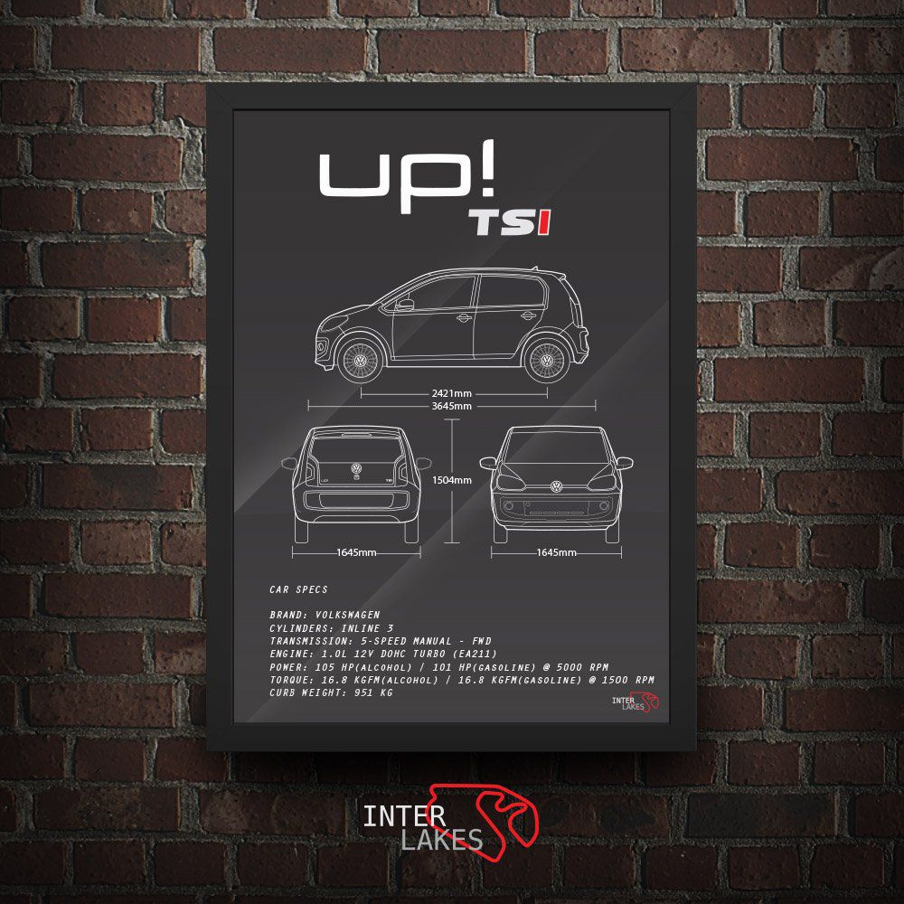 VOLKSWAGEN UP! TSI MOVE 2016