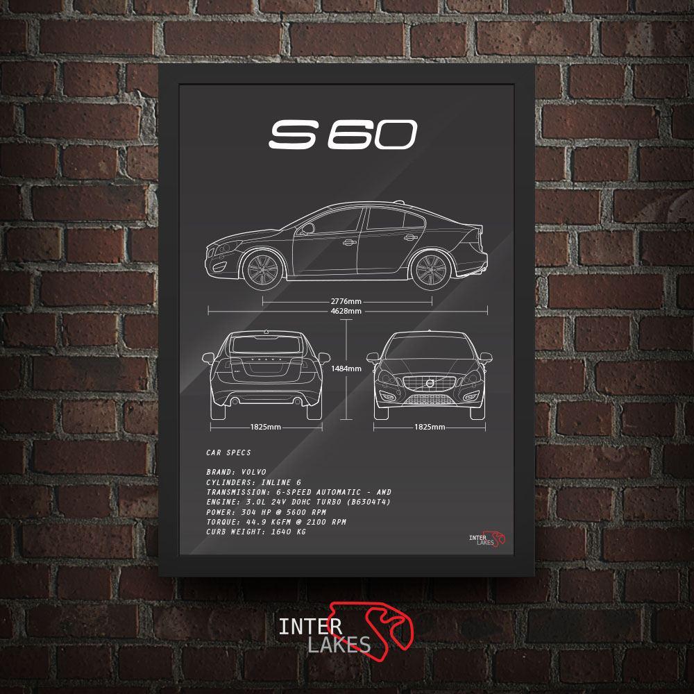 VOLVO S60 T6 2011