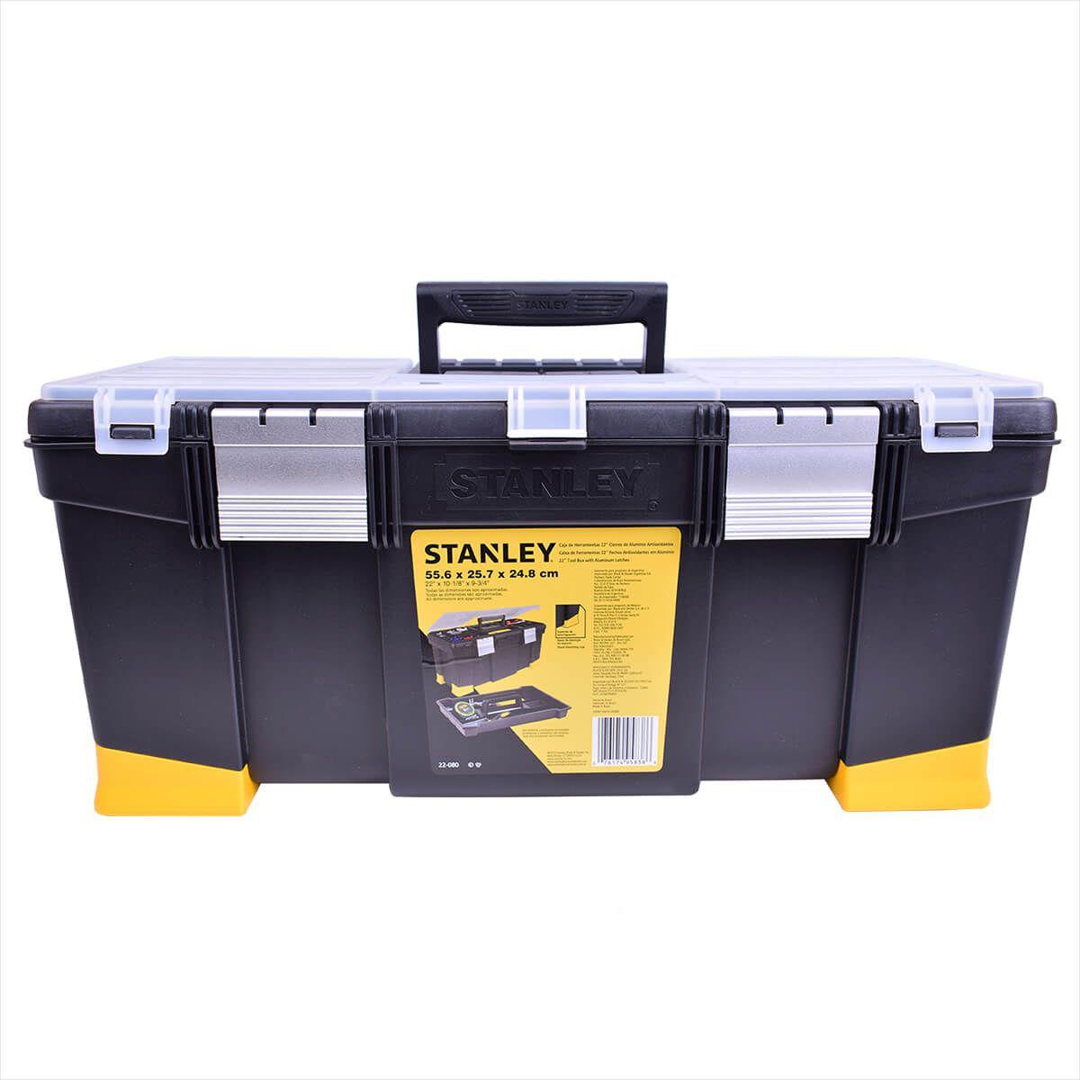 """Caixa de Ferramentas 22"""" 22-080 Stanley"""