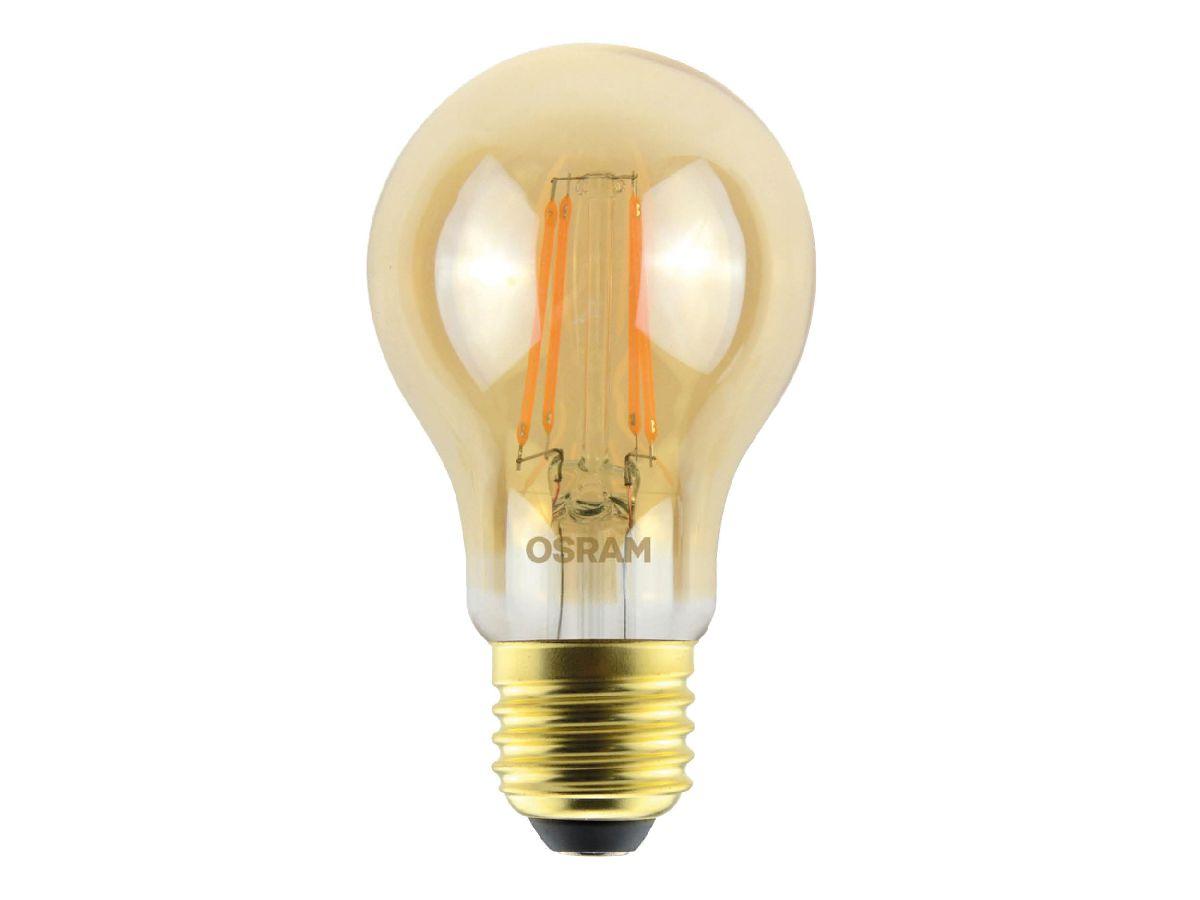 Lâmpada Filamento Led Cla40 5.5w Bivolt Retro Vintage Osram