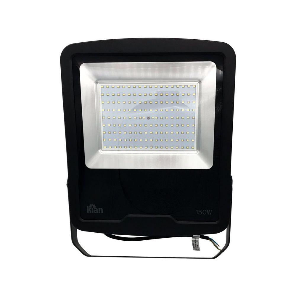Refletor Led Blindado 150W 11250Lm Luz Fria Bivolt Kian