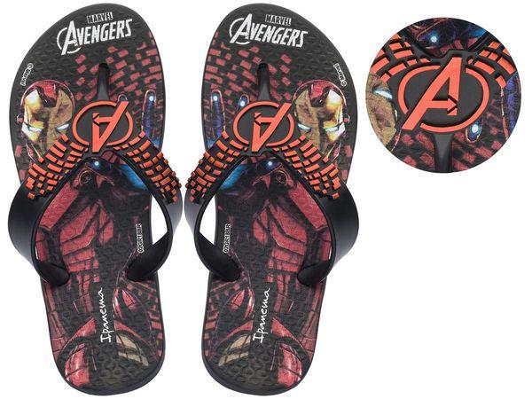 Chinelo Ipanema Avengers Infinity Masc. Inf. 25956